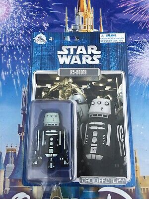 Star Wars Halloween Droid Factory R5-BOO19 Disney Parks In Hand