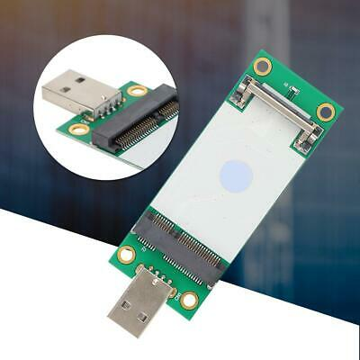 FOR WWAN/LTE MODULE Mini PCI-E to USB Adapter With SIM card