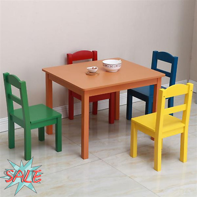 Baby Play Table Wooden Table Kid Table Toddler Table Wooden Dining