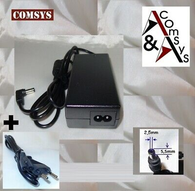 Netzteil AC Adapter f. TFT LCD Display Monitor Scanner 12V 3A 4A Stecker 5.5*2.5