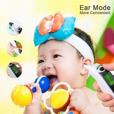 Ear and Forehead Digital Medical Infrared Thermometer For Baby Children Adults