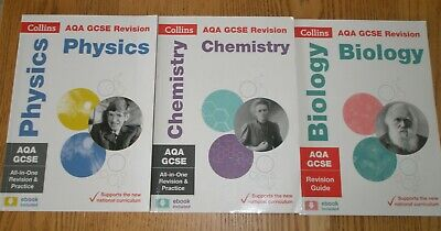 Collins - Aqa Gcse Revision - Biology - Physics - Chemistry