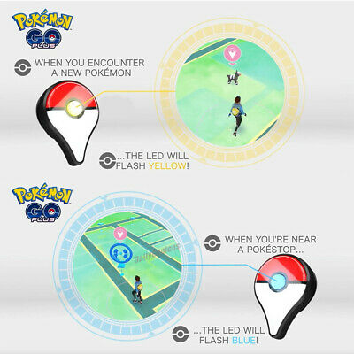Pokemon Go Plus Bluetooth Band Bracelet Wrist Watch Game Accessory for Nintendo