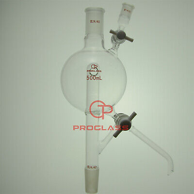 Proglass Solvent Still Head Capacity 500mL,Top 24/40,Side 14/20,With Tip