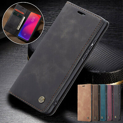 For Xiaomi Mi 9 Case  9T Redmi K20 Pro Flip Leather Flip Magnetic Wallet Cover