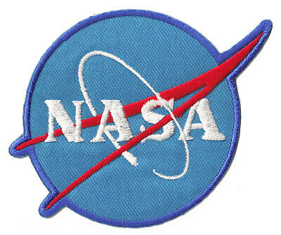 Patch écusson patche NASA cosmonaute USA thermocollant science