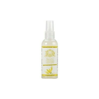 Flavorful Massage Lubricant - Ylang Ylang lubrificante gel intimo anale vaginale