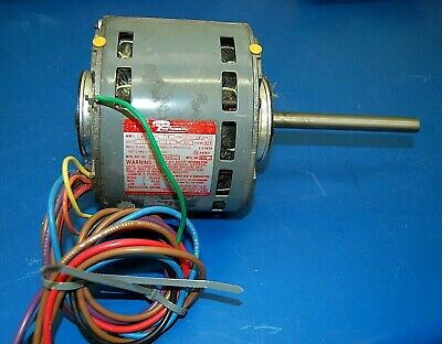 Dayton Electric Watt-Trimmer 3M851, KD55HXCKA9721 Blower Motor (1/4HP, 1075RPM)