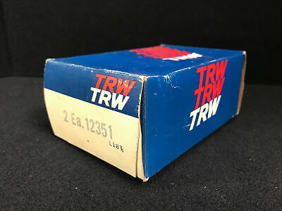 NOS TRW #12351 Upper/Lower Control Arm Bushings for 1973-1983 GM Vehicles