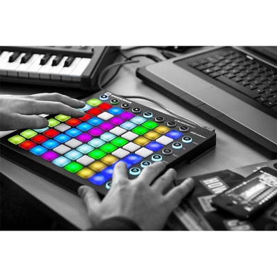 Novation Launchpad MK2 Ableton Live Controller with 1 Year Free Extended