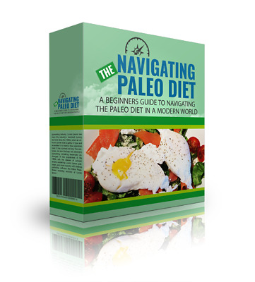 Navigating The Paleo Diet  Ebook  With Resell Rights  Free Shipping PDF
