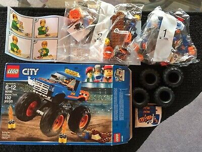 Lego City Monster Truck #60180 Unopened Packages