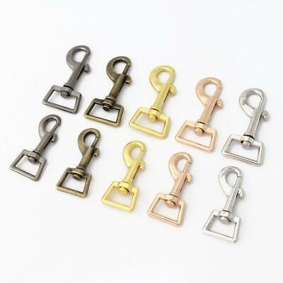 Metal Swivel Snap Hook,Bolt Snap,Strong and Durable choose color size & quantity