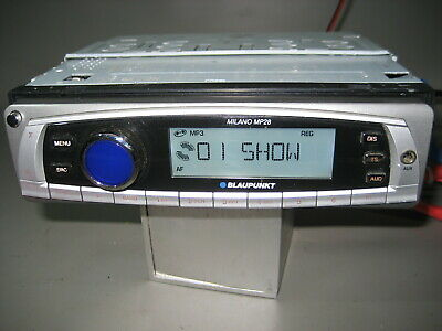 Blaupunkt Autoradio   Milano MP28 CD Radio (38)  AUX in