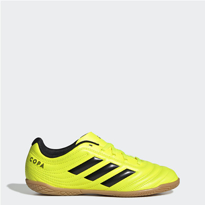 ADIDAS SCARPE CALCIO Calcetto F5 Trx Tf J White Yellow