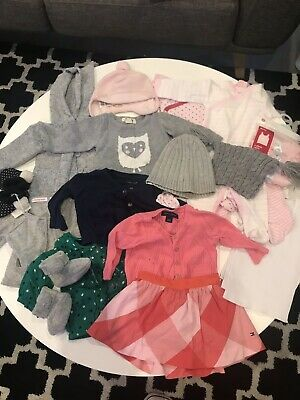 Baby Bundle Country Road, Tommy Hilfiger, Cotton On, Bonds Size 000