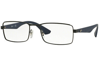 Séries Neuf Able Ban Tech Rb 8412 Rx Ray Noir Mate Lunettes 2503 EH2WYDI9