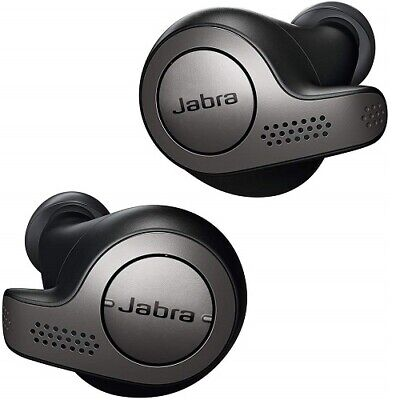 Jabra Elite CPB070 True Wireless Earbuds Charging Case - Titanium Black