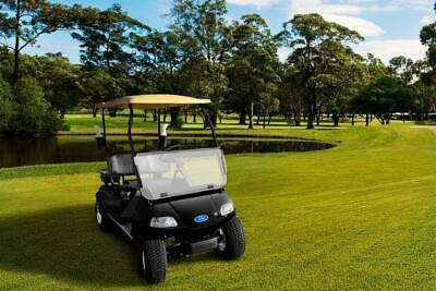 NEW FORD MIAMI GOLF CART with Lithium Batteriies upgrade Promotion