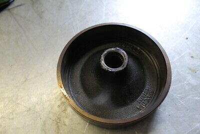 2008 Yamaha Grizzly 350 Rear Back Brake Drum Assembly #24290