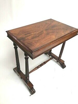 Vintage Rosewood Hall Table [5433]