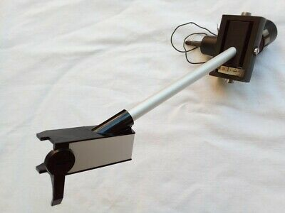 Tonearm for Dual 1009 turntable, with headshell, counterweight and leads