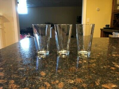 Case of 24 16oz Pint Glasses (Libbey 1639HT) - New/Seconds