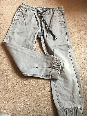 Boys Grey Casual Joggers Age 6yrs Matalan