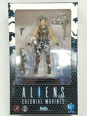Aliens Colonial Marines Bella 1:18 Scale 4 Inch Action Figure New