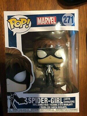 FUNKO POP! Marvel SPIDER-GIRL (Anya Corazon) #271 Walgreens Exclusive