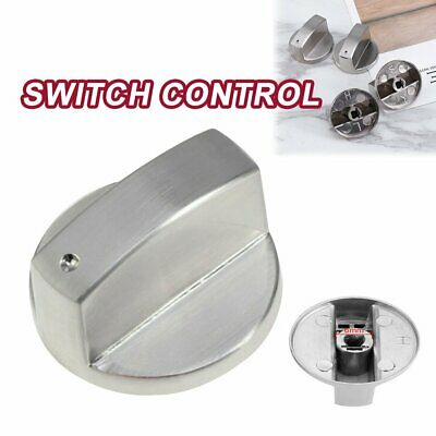 Alloy Home Kitchen Gas Stove Knobs Cooker Oven Cooktop Metal Switch Control TR