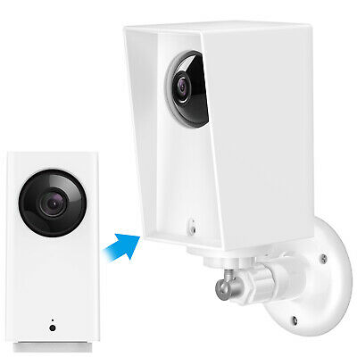 Security Camera Waterproof Bracket Protective Case For Wyze Cam Pan Wall Mount
