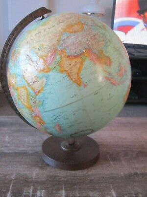 Wonderful Vintage Replogle World Designer Series Rotating Globe
