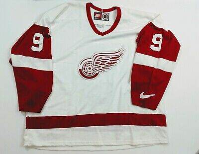 the best attitude 9e66b 29c06 NWT GORDIE HOWE Detroit Red Wings Throwback Jersey CCM Size ...