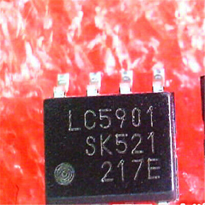 5pcs 100% New LC5901 LC5901S LC5901S-TL sop-8 Chipset