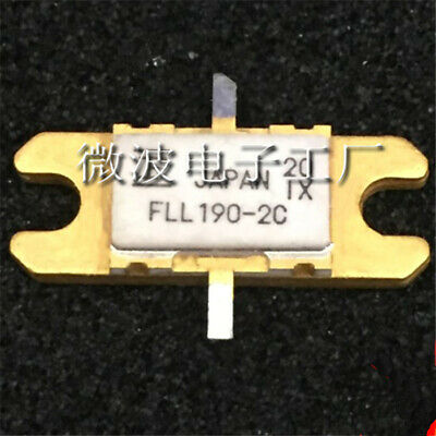 1PCS FLL190-2C High Frequency Microwave Tube RF Power Amplifier