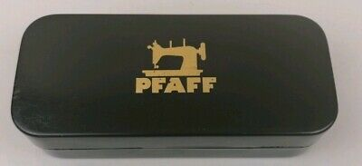 PFAFF - Black & Gold Tin - Including Attachments