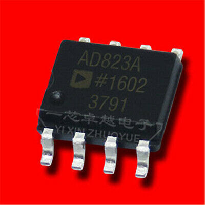 10PCS AD812A AD812AN AD812ARZ SOP-8 Dual Current Feedback Low Power Op Amp