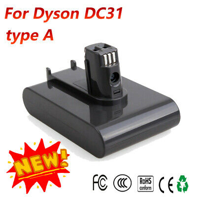 22.2V 2200mAh Battery type A For Dyson DC31 DC31 Animal DC34 DC44 Vacuum Cleaner