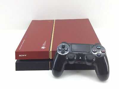 Consola Ps4 Sony Ps4 500Gb Metal Gear Solid Edition 4975546