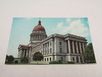 G375 Postcard West Virginia State Capitol Building VA