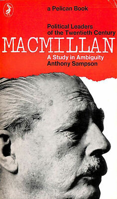 Macmillan (Pelican) by Sampson, Anthony