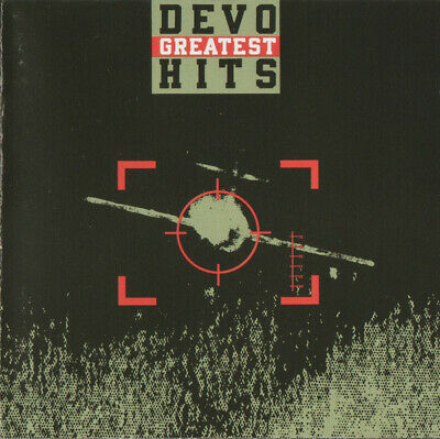 Devo ‎– Greatest Hits  CD, Compilation  1990  Warner Bros. Records ‎– 9 26449-2