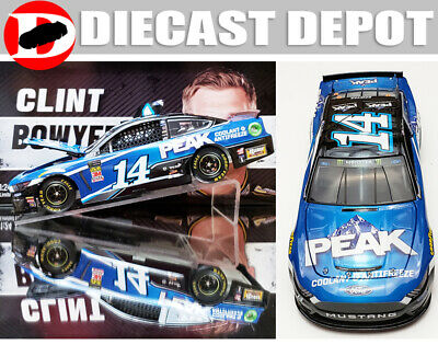 Clint Bowyer 2019 Peak 1/24  Scale Action Collector Series Nascar Diecast