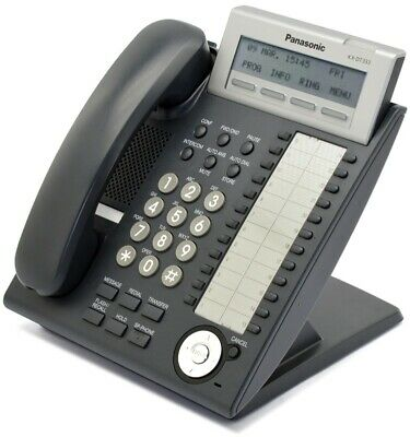 Panasonic KX-DT333-B Black Digital Display Phone - Grade B
