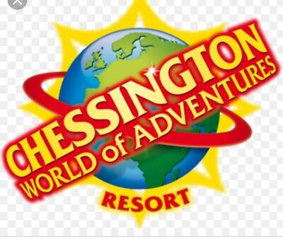 Chessington Tickets for 30/08/2019 - FRIDAY for SALE