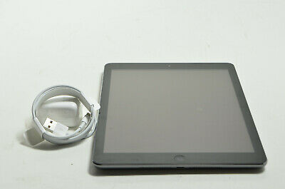 """Apple iPad Air 1st Gen 16GB Wi-Fi Space Gray 9.7"""" Tablet - A1474 - TOP QUALITY!"""