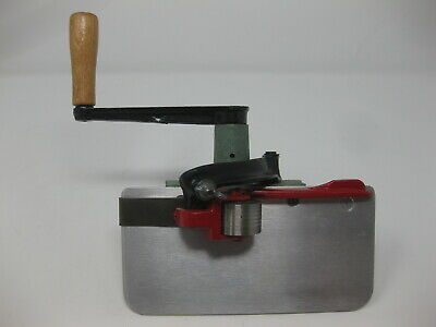 Rigby Cloth Stripping Machine Patent #2.662.598 Great Condition 519846