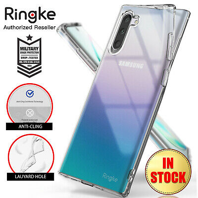 Galaxy Note 10 Plus 5G Case RINGKE AIR Clear Slim Soft TPU Cover For Samsung