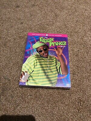 The Fresh Prince of Bel -Air: The Complete Third Season 3 [New DVD]